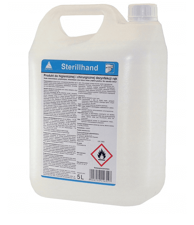 STERILLHAND 5 L